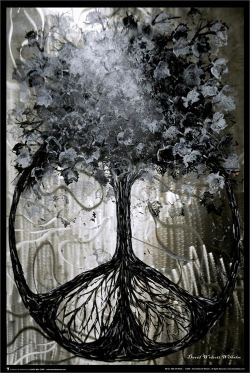 willhelm tree of peace poster