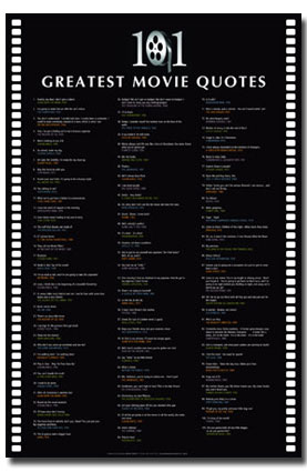 101 Greatest Movie Quotes