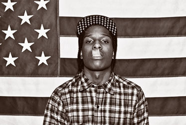 ASAP Rocky rap, hip hop
