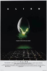 Alien wp horror