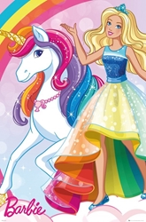 Barbie & Unicorn