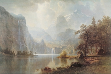 Bierstadt Mountains