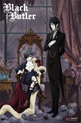 Black Butler wp