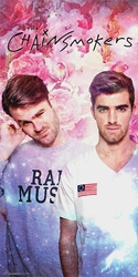 Chainsmokers 12x24