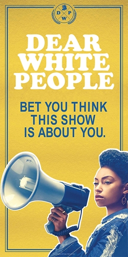 Dear White People 12x24