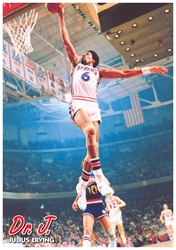 Dr. J Julius Erving psm