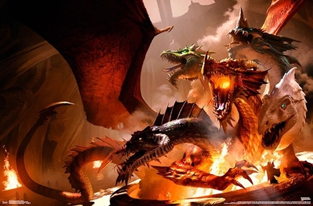 Dungeons & Dragons d&d