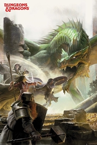 Dungeons & Dragons d&d,