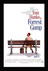 Framed Mini Poster - Forest Gump