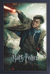 Framed Mini Poster - Harry Potter