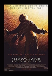 Framed Mini Poster - Shawshank Redemption