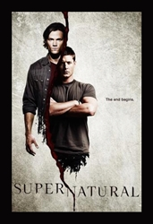 Framed Mini Poster - Supernatural