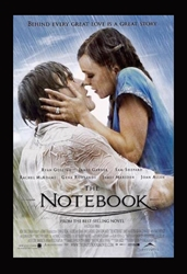 Framed Mini Poster - The Notebook