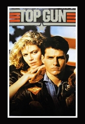 Framed Mini Poster - Top Gun