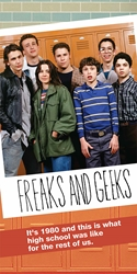 Freaks and Geeks 12x24