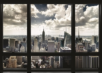 GIANT New York Window