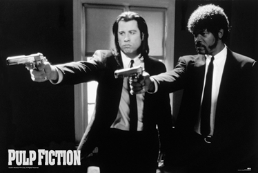GIANT Pulp Fiction