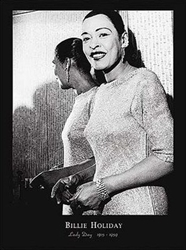 GIANT SIZE Billie Holiday