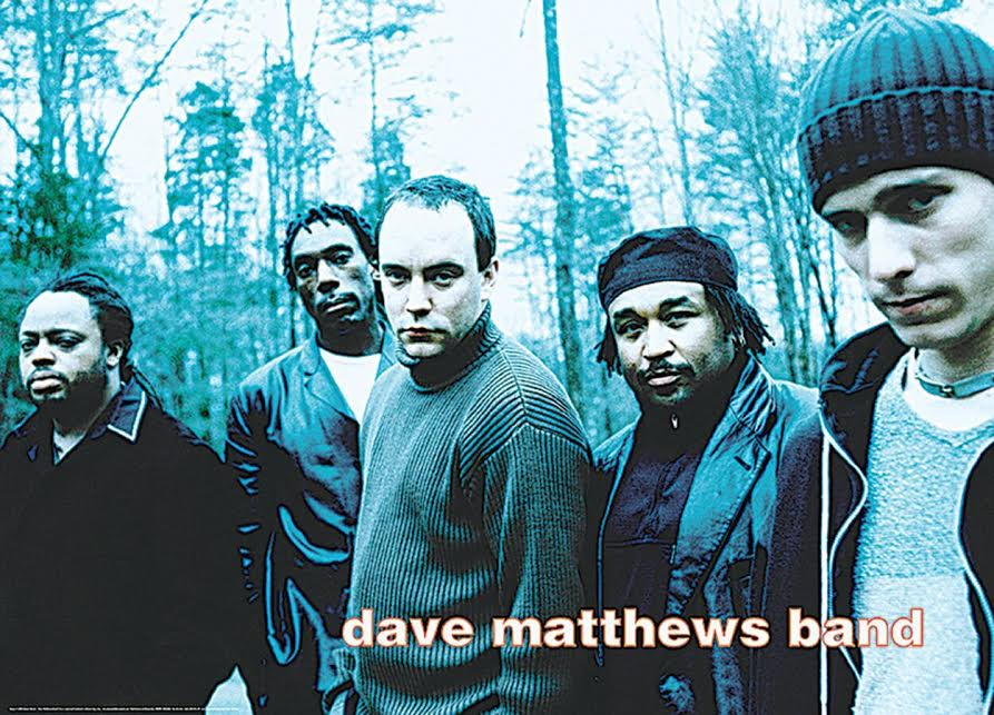 GIANT SIZE Dave Matthews Band