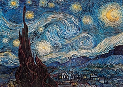GIANT SIZE Van Gogh Starry Night