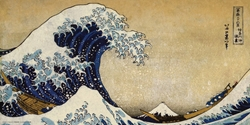 Great Wave 12x24