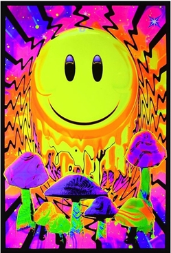 Have A Nice Trip Blacklight