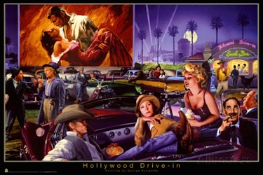 Hollywood Drive In bungarda