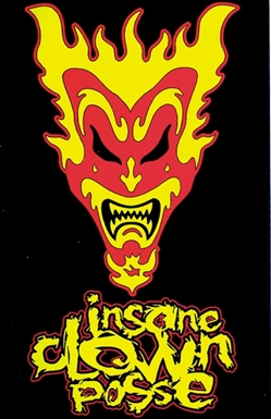 Insane Clown Posse Blacklight    icp, i.c.p. juggalo