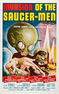 Invasion of the Saucer Men wp horror
