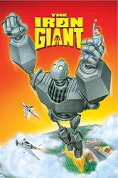 Iron Giant robot