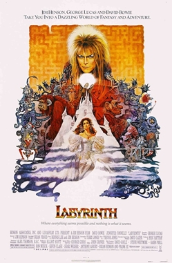 Labyrinth Bowie, pw