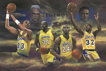Lakers Legends