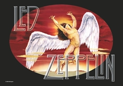 Led Zeppelin Fabric Flag