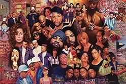 Legends of Hip Hop  rap, hip hop snoop notorious tupac 2pac