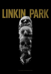 Linkin Park Fabric Poster Flag