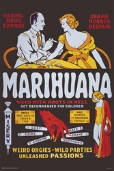 Marihuana weed, pot, reefer, marijuana, cannabis
