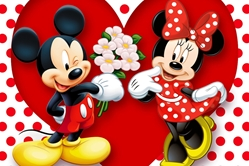 Mickey & Minnie wp