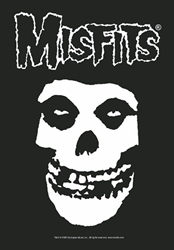 Misfits Fabric Poster Flag