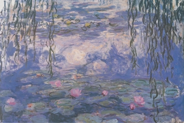 Monet Nympheas