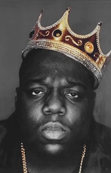 Notorious BIG  rap, hip hop biggie smalls, wp