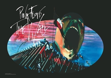 Pink Floyd Fabric Poster Flag