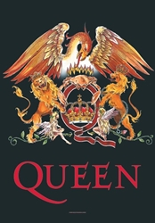 Queen Fabric Poster Flag