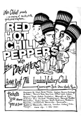 Red Hot Chili Peppers jj