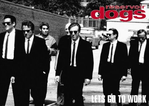 Reservoir Dogs jj