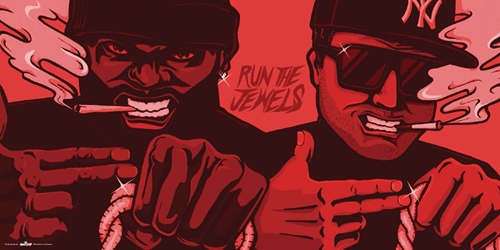 Run The Jewels 12x24