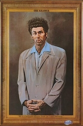 Seinfeld Kramer (with quote) seinfeld