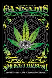 Smoke The Best marijuana, weed, cannabis, pot