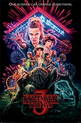 Stranger Things 3  wp