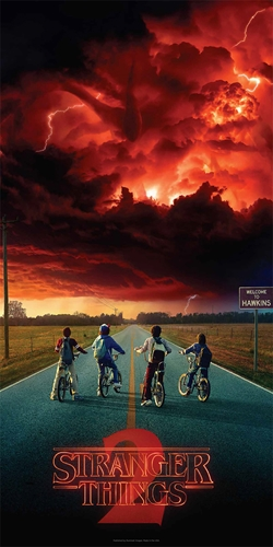 Stranger Things 12x24