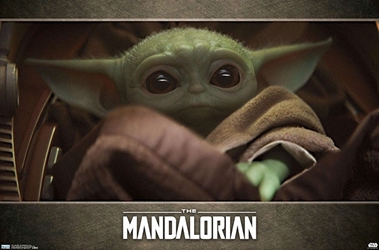 The Mandalorian  star wars, Baby Yoda